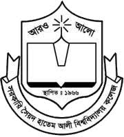 Govt. Syed Hatem Ali College